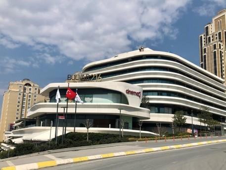 ÖZAK GYO – BATI ATAŞEHİR BULVAR 216 AVM – İSTANBUL