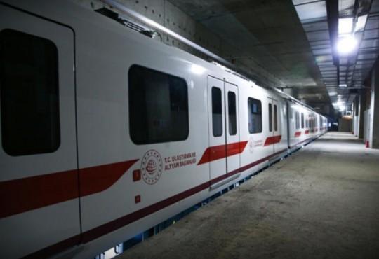 Gayrettepe Yeni Havalimanı Metro